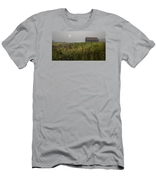 Sunrise At Black Sage Men's T-Shirt (Athletic Fit)