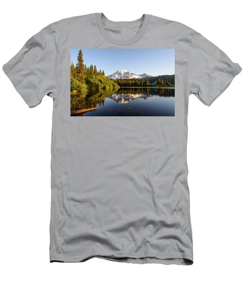 The Bench Lake Men's T-Shirt (Athletic Fit)