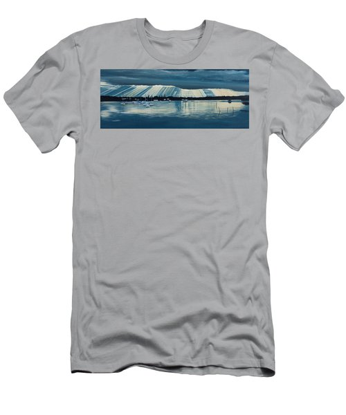 Sunset At Yamba Nsw Men's T-Shirt (Athletic Fit)