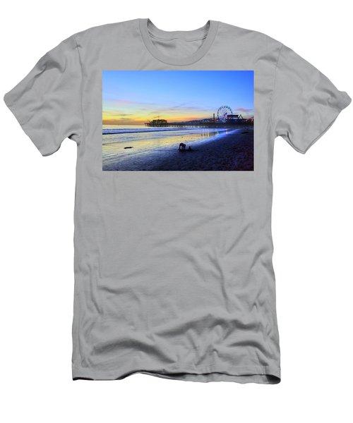 Sunset Child Men's T-Shirt (Athletic Fit)