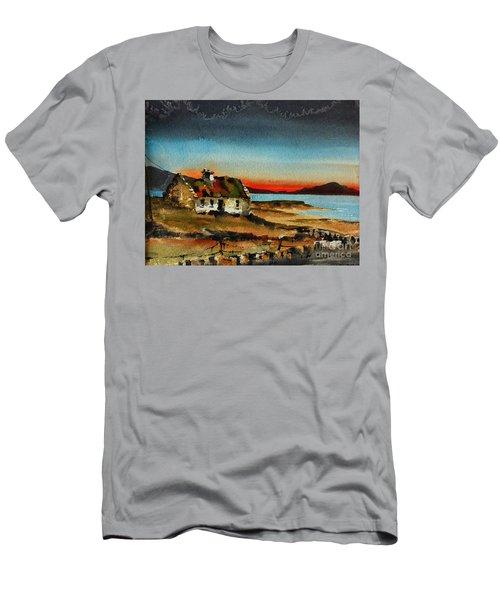 F 707 Inishfree Bay Near Ardra, Donegal.. Men's T-Shirt (Athletic Fit)