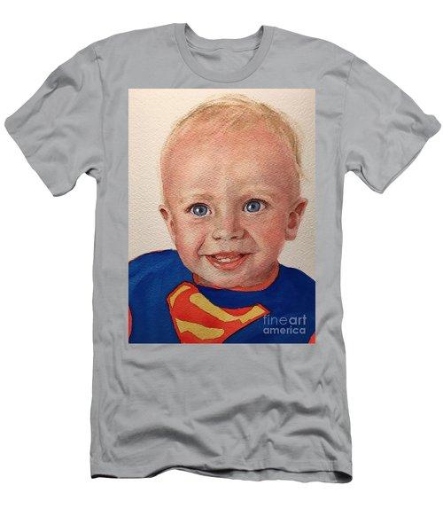 Superboy Men's T-Shirt (Athletic Fit)