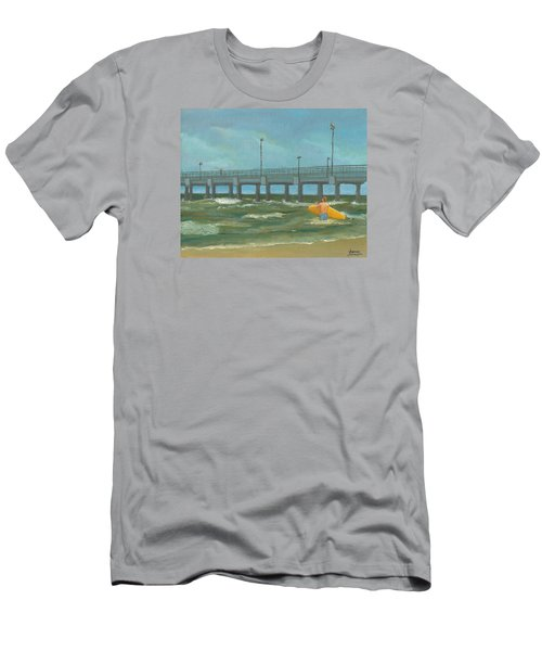Surf Bound Men's T-Shirt (Athletic Fit)