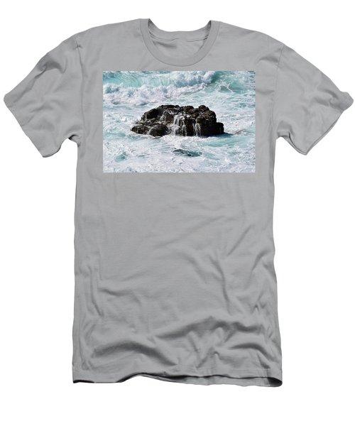 Surf No. 134-1 Men's T-Shirt (Athletic Fit)