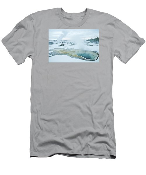 Surreal Landscape Men's T-Shirt (Athletic Fit)