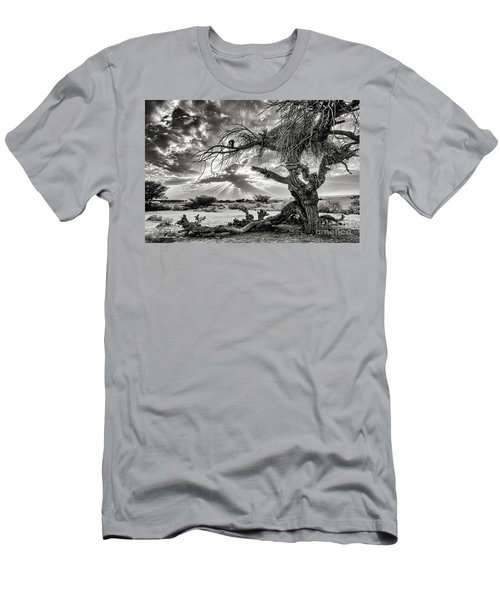 Surrealism At Its Best Men's T-Shirt (Athletic Fit)