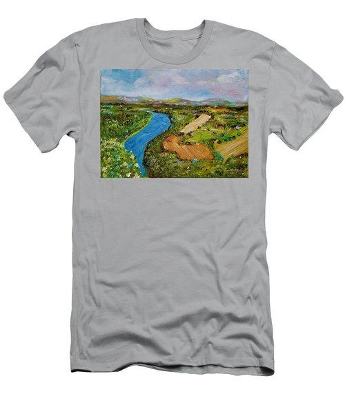 Susquehanna Valley Men's T-Shirt (Athletic Fit)