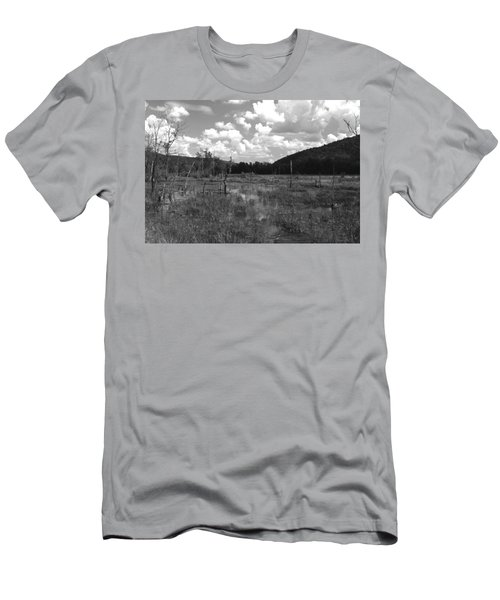Swampoem Men's T-Shirt (Athletic Fit)
