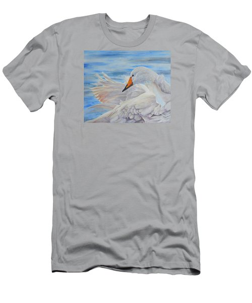 Swan Lake Men's T-Shirt (Athletic Fit)