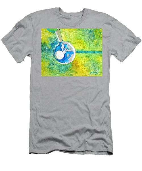 Sweet Anticipation - Golf Series Men's T-Shirt (Athletic Fit)