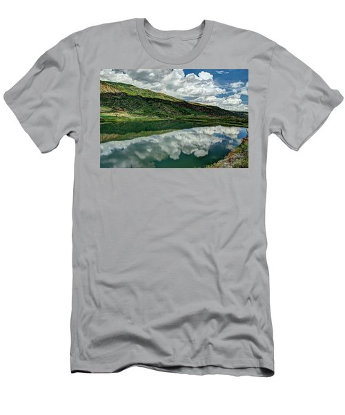 Sweetwater Lake 3 Men's T-Shirt (Athletic Fit)