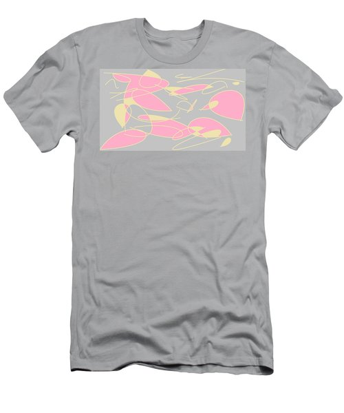 Swirl 3 Men's T-Shirt (Athletic Fit)