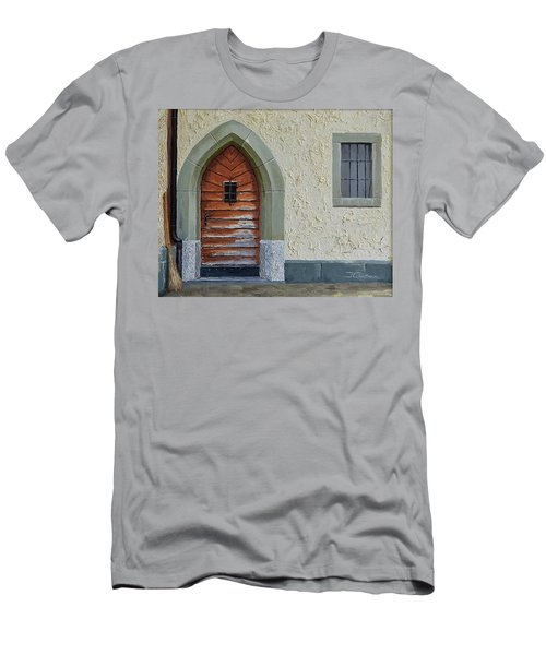 Switzerland Men's T-Shirt (Athletic Fit)