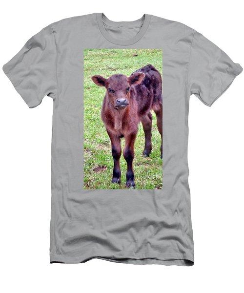 T-bone Men's T-Shirt (Athletic Fit)