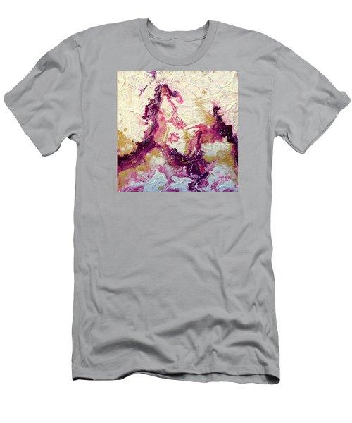 Tables Always Turn Men's T-Shirt (Slim Fit) by Tracy Bonin