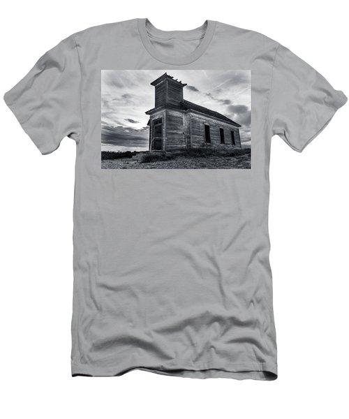 Taiban Presbyterian Church, New Mexico Men's T-Shirt (Athletic Fit)