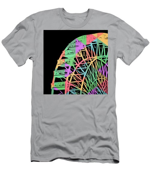 Take A Ride On The Ferris Wheel Men's T-Shirt (Athletic Fit)