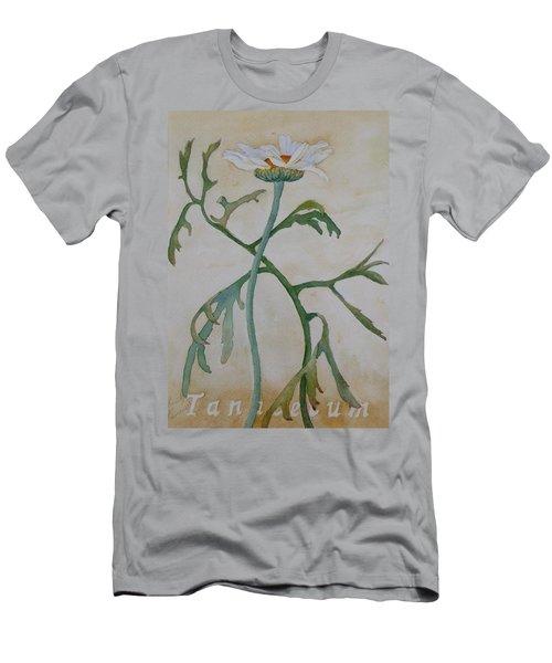 Tanacetum Men's T-Shirt (Athletic Fit)