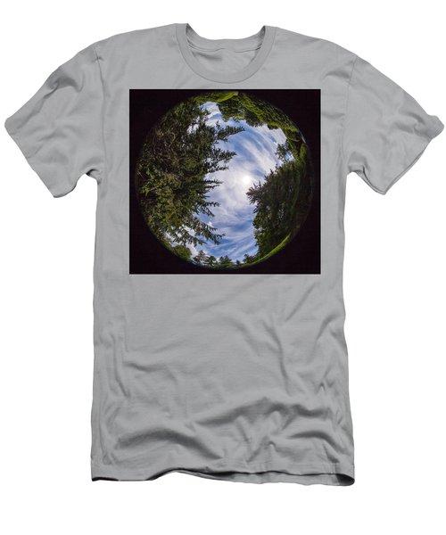The Berkshires 944 Men's T-Shirt (Slim Fit) by Michael Fryd