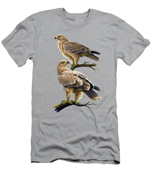 Tawny Eagles Men's T-Shirt (Athletic Fit)