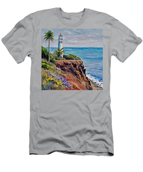 #tbt #artist#impressionism Men's T-Shirt (Slim Fit) by Jennifer Beaudet