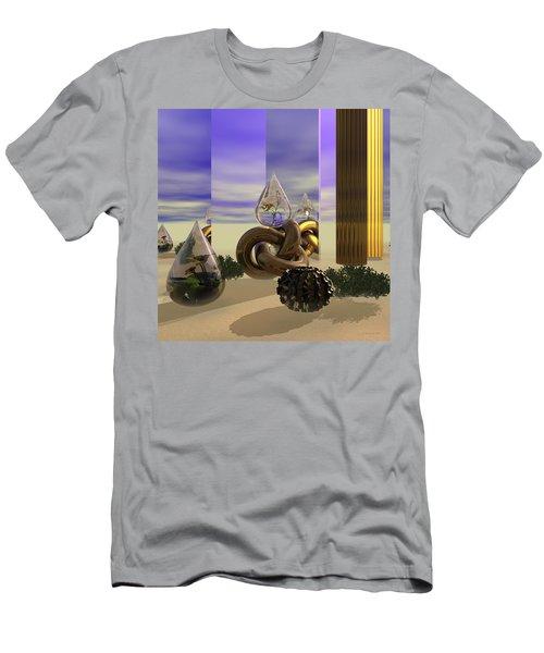 Tears In The Desert Men's T-Shirt (Athletic Fit)