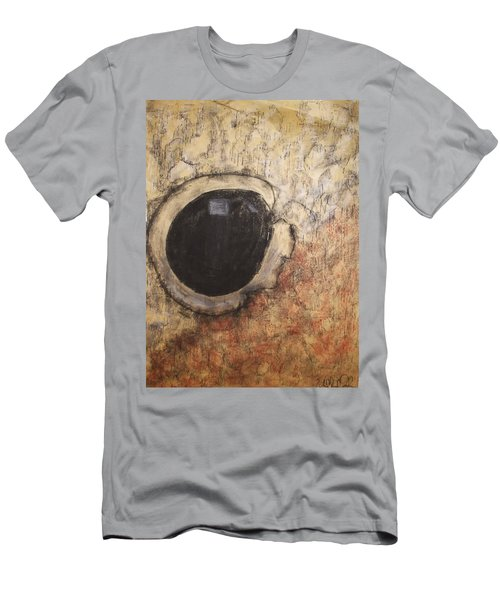 Teddy Bear Eye 2 Men's T-Shirt (Athletic Fit)
