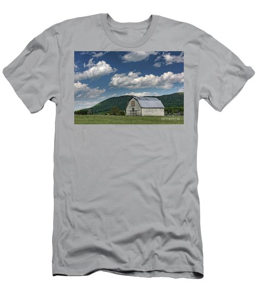 Tennessee Barn Quilt Men's T-Shirt (Athletic Fit)