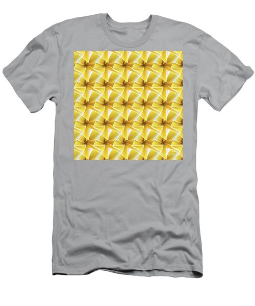 Tessel Flower Men's T-Shirt (Athletic Fit)