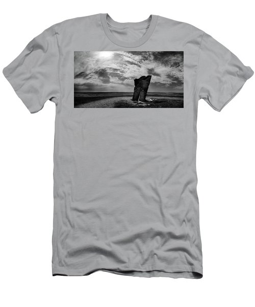 Teter Rock Hill Top View Men's T-Shirt (Athletic Fit)