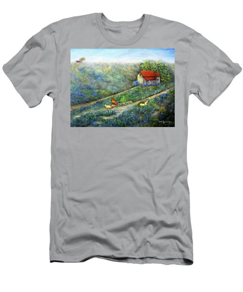 Texas Morning Men's T-Shirt (Athletic Fit)