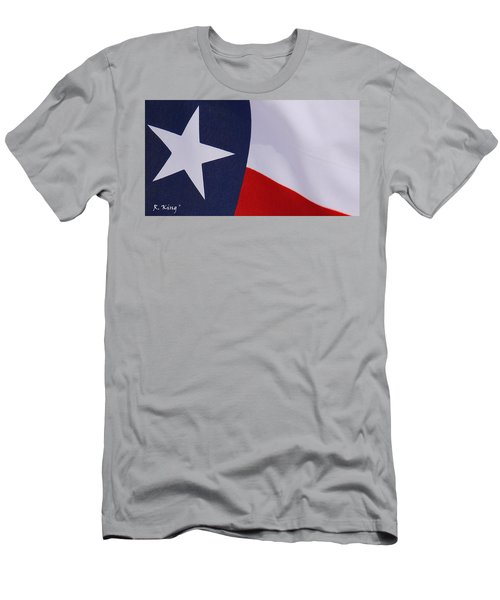Texas Star Men's T-Shirt (Athletic Fit)