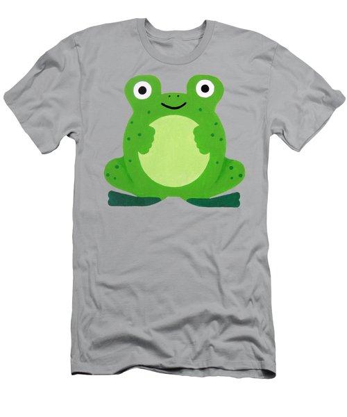Tfrogle Men's T-Shirt (Athletic Fit)