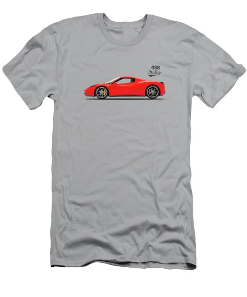 The 458 Italia Men's T-Shirt (Athletic Fit)