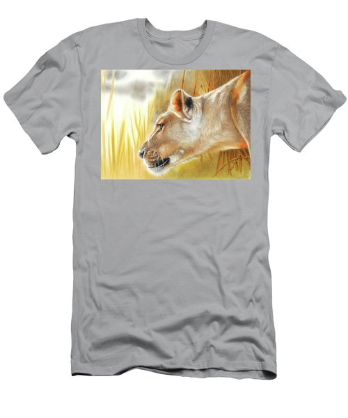 The African Queen Men's T-Shirt (Athletic Fit)