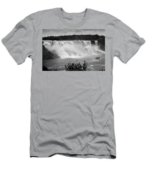 The American Falls Men's T-Shirt (Athletic Fit)