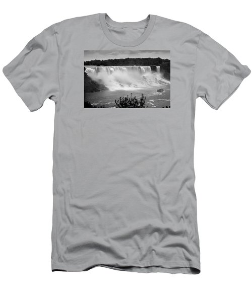 The American Falls Men's T-Shirt (Athletic Fit)