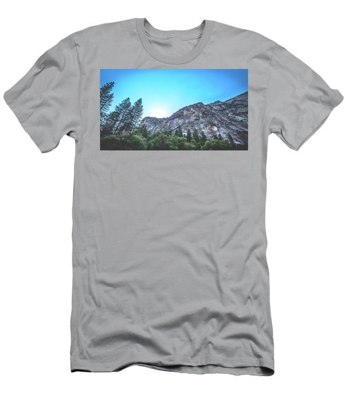 The Awe- Men's T-Shirt (Athletic Fit)