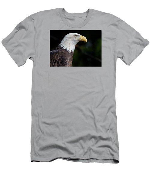 The Beak Pointeth Men's T-Shirt (Slim Fit) by Greg Nyquist