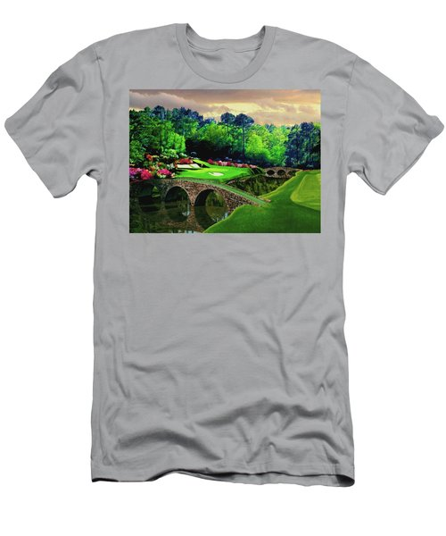 The Beauty Of The Masters Men's T-Shirt (Slim Fit) by Ron Chambers