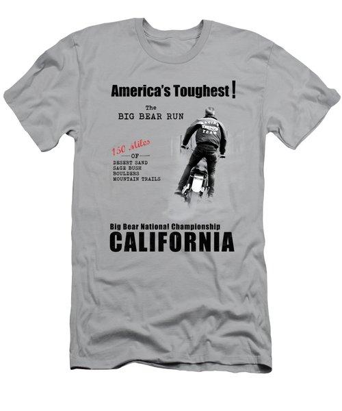 The Big Bear Run Men's T-Shirt (Athletic Fit)
