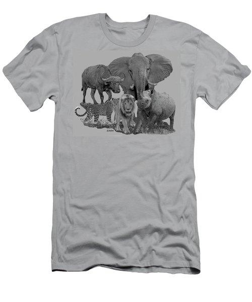 The Big Five Men's T-Shirt (Athletic Fit)
