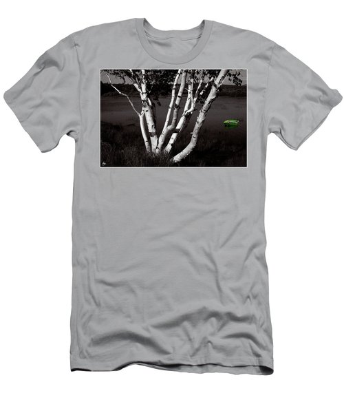 The Birch And The Green Dingy Men's T-Shirt (Athletic Fit)
