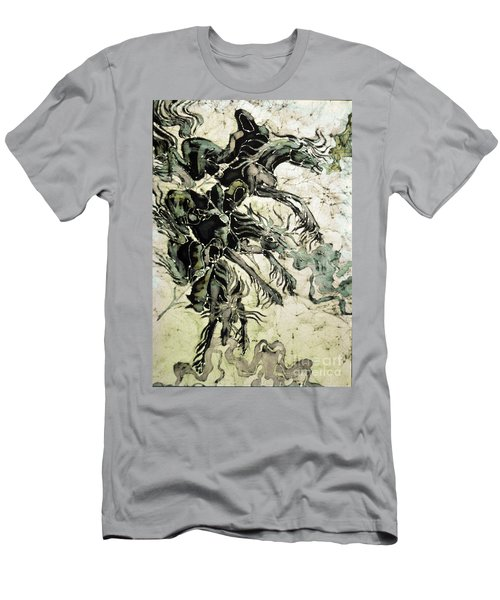 The Black Riders Descend Men's T-Shirt (Athletic Fit)