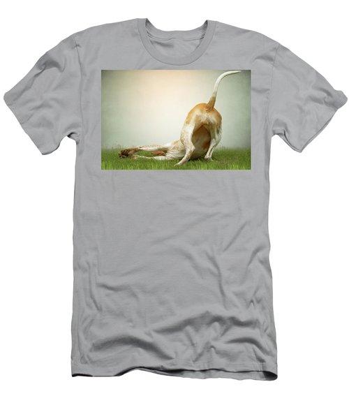 The Bottom Line Men's T-Shirt (Athletic Fit)