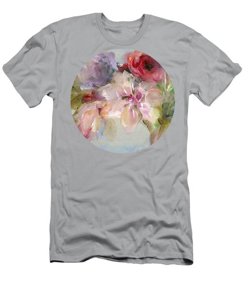 The Bouquet Men's T-Shirt (Athletic Fit)