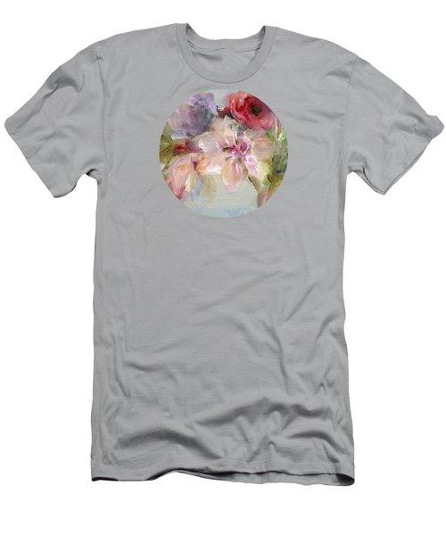 The Bouquet Men's T-Shirt (Athletic Fit)
