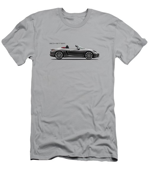 The Boxster Men's T-Shirt (Athletic Fit)