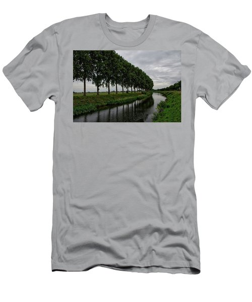 The Canal Men's T-Shirt (Athletic Fit)