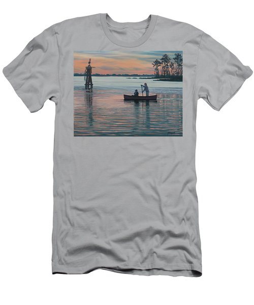 The Canoers Men's T-Shirt (Athletic Fit)